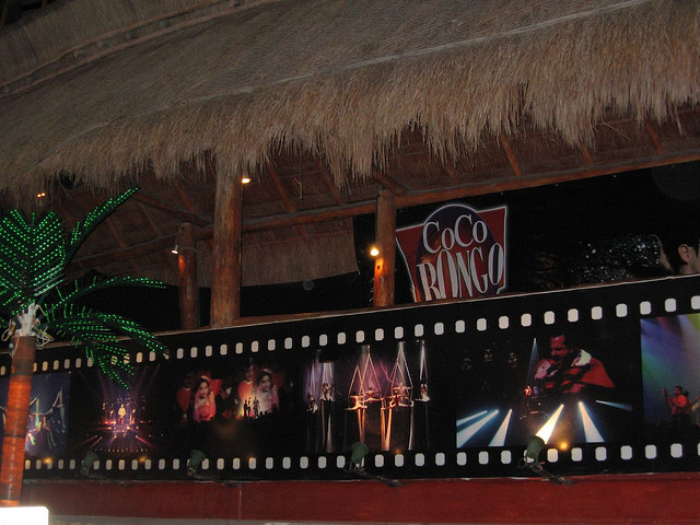 ночной клуб coco bongo