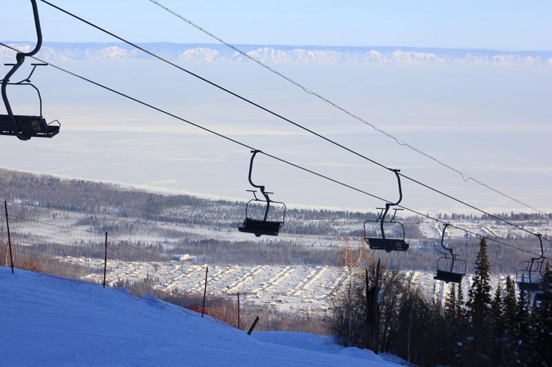 Снять коттедж на горе Соболиная в Байкальске посуточно