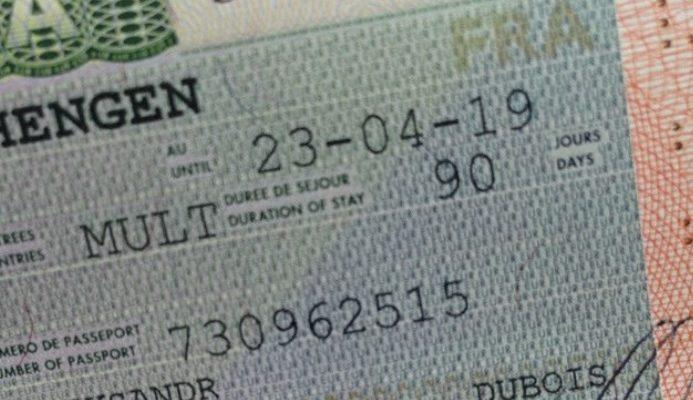 Чтобы получить шенгенскую визу нужно пройти дактилоскопию