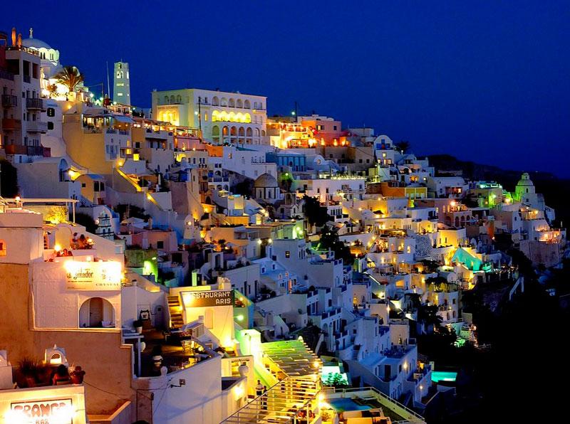 Где в Греции лучше отдыхать