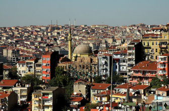 как добраться из Крыма в Стамбул