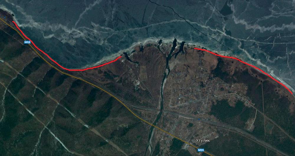 Отдых дикарями на Байкале, цены, места для отдыха летом