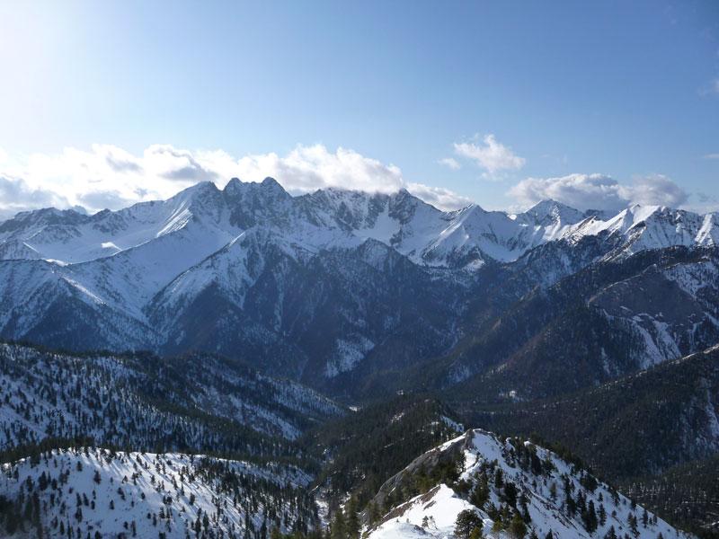 горы в аршане фото