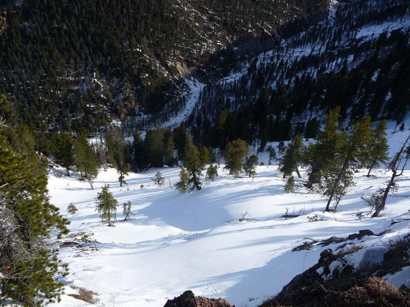 зимние горы аршана