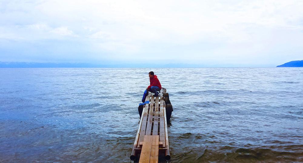 Байкал летом, фотографии и видео об озере