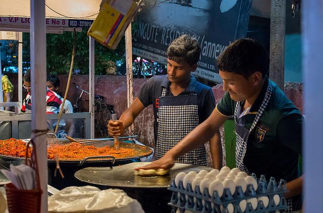 Можно ли отравиться уличной едой