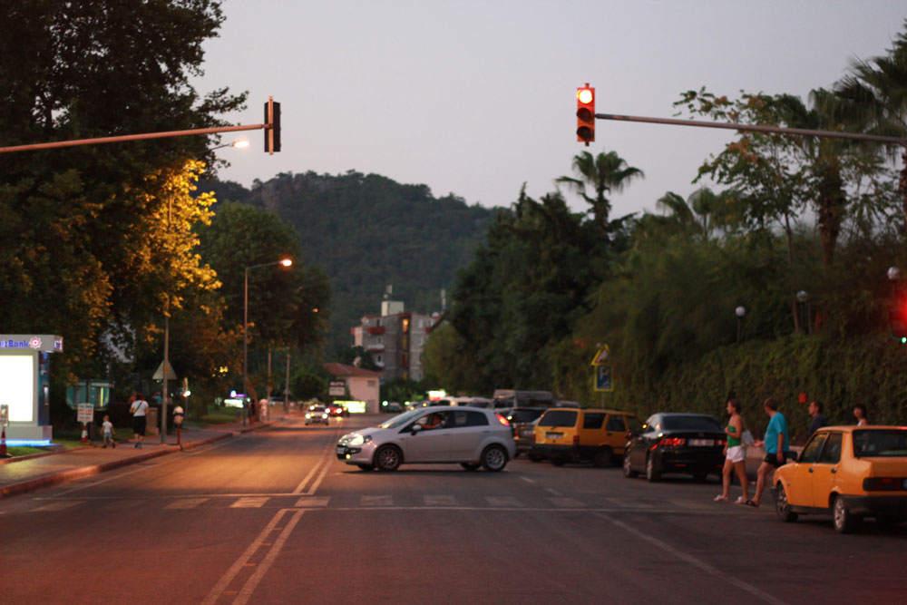 ночная жизнь в Кирише
