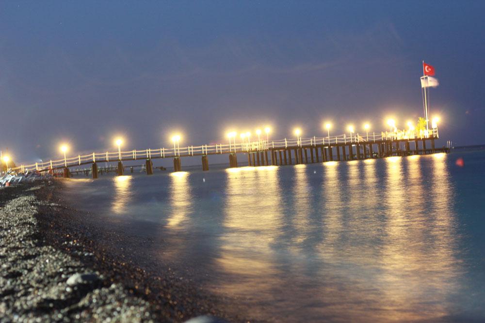 пляжи в Кириш