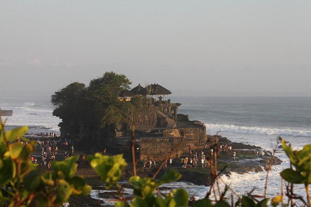 отдых россиян на острове Бали