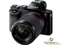 Тест - обзор моего нового фотоаппарата Сони Альфа 7