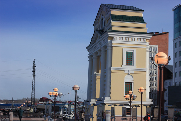 где остановиться в Иркутске, гостиницы Иркутска