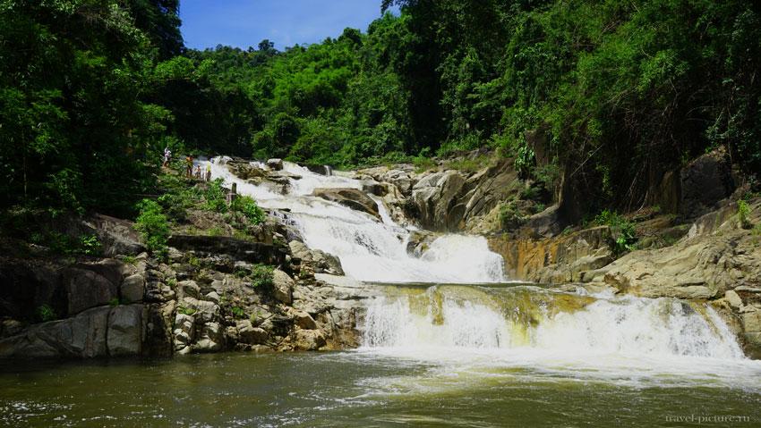 водопад Янг бэй7