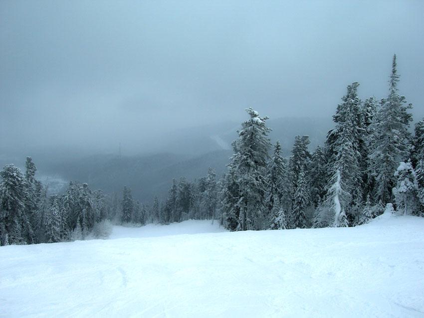 горнолыжные курорты на Урале