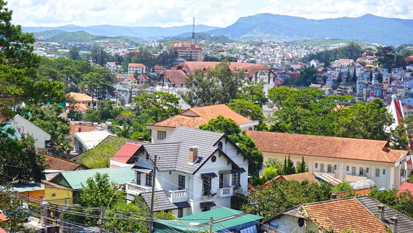 Crazy House во Вьетнаме или вилла Hang Nga