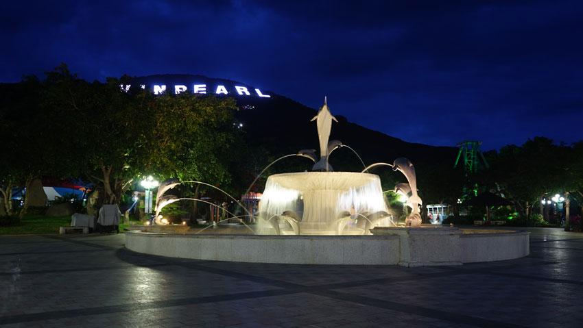 фонтан винперл