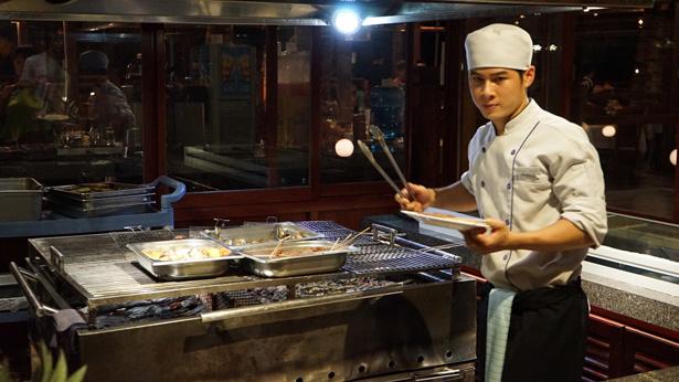 еда в Dessole Вьетнам