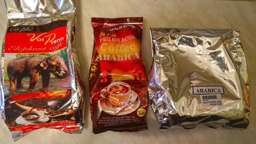Какой кофе привезти из вьетнама в подарок