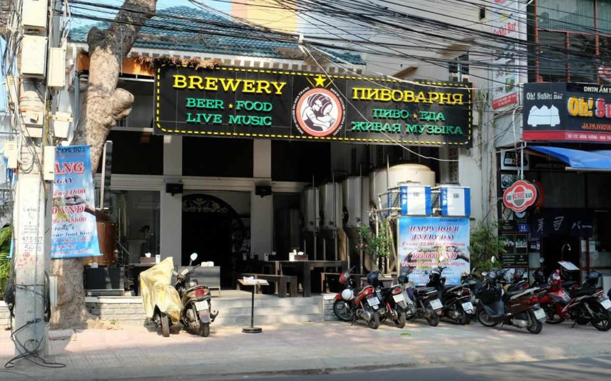 Где попить пива в Нячанге