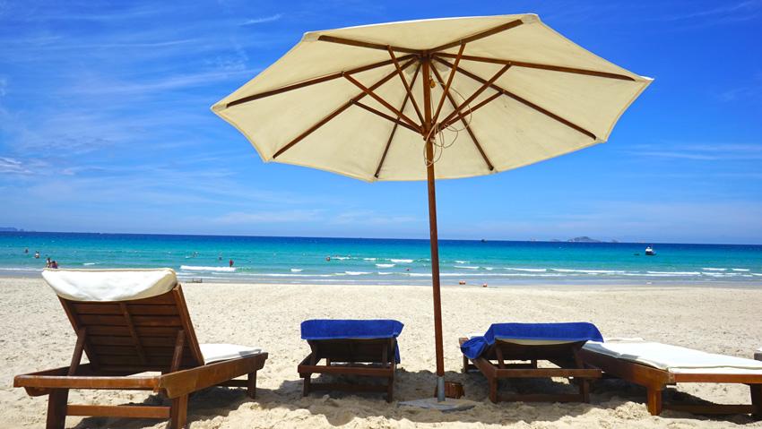 лучшие пляжи города Нячанг