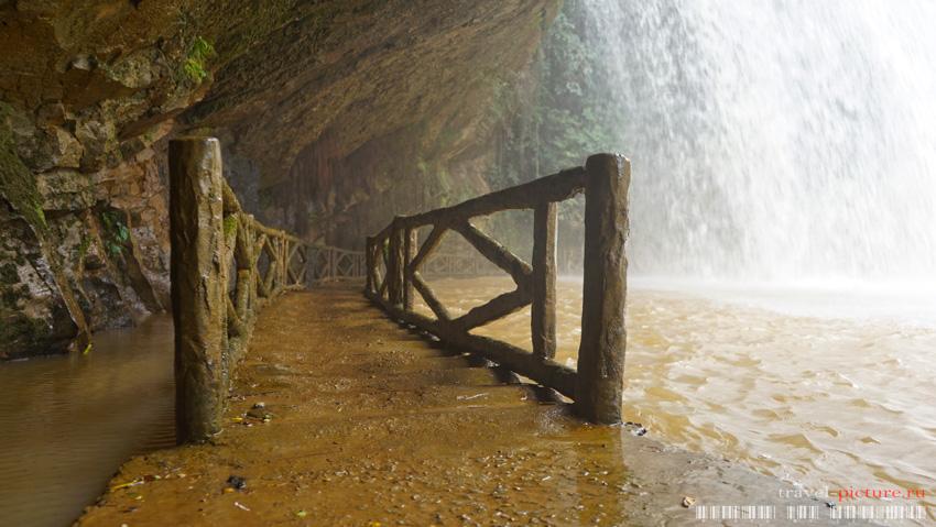 водопад Пренн Далат