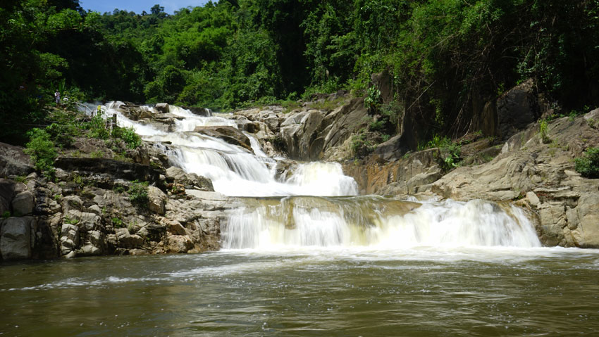Посмотреть водопады Нячанга
