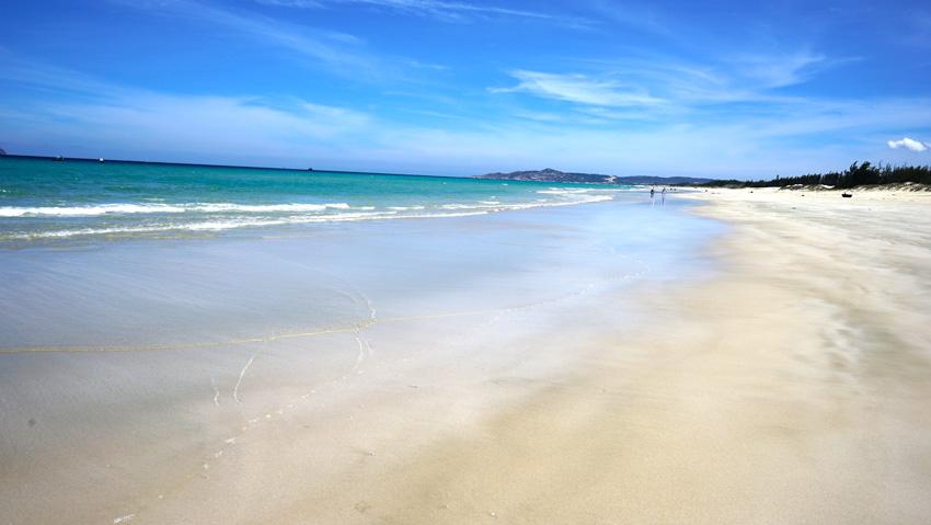 пляж bai Dai Nha trang