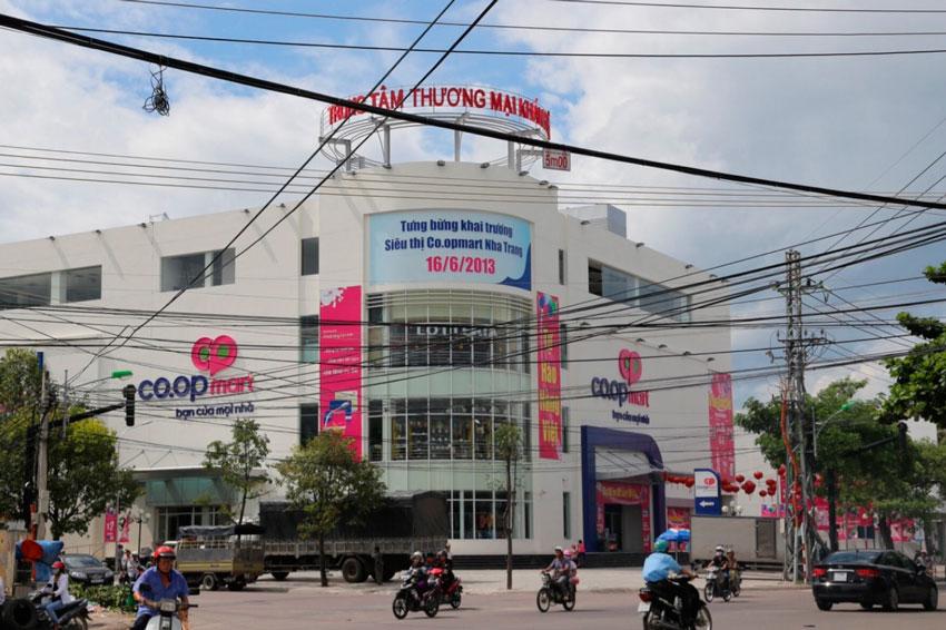 Торговый центр Co.op Mart