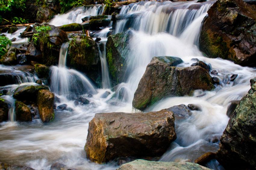 Камышлинский-водопад
