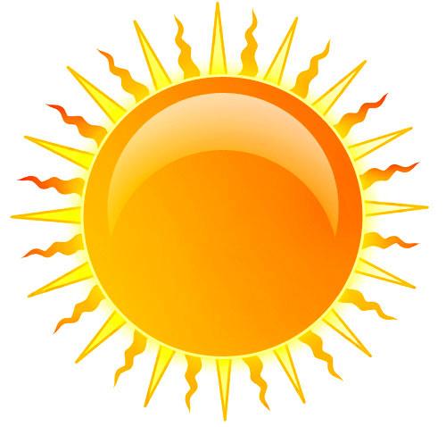 солнце на курорте