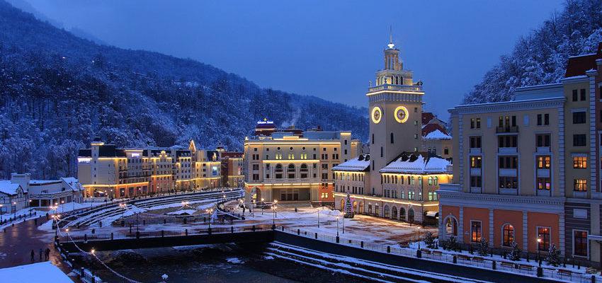 Где покататься на горных лыжах в России и Европе зимой