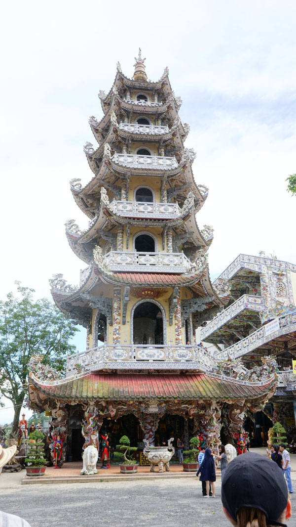 Пагода Линь Фуык