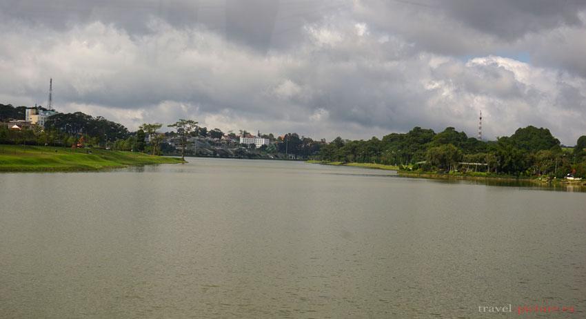 Озеро Суанхыонг