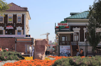 достопримечательности Иркутска