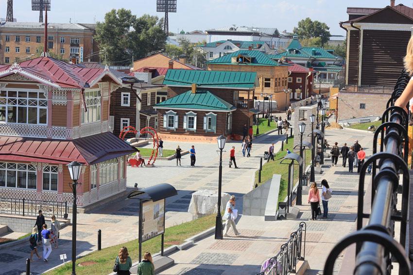 достопримечательности в Иркутске