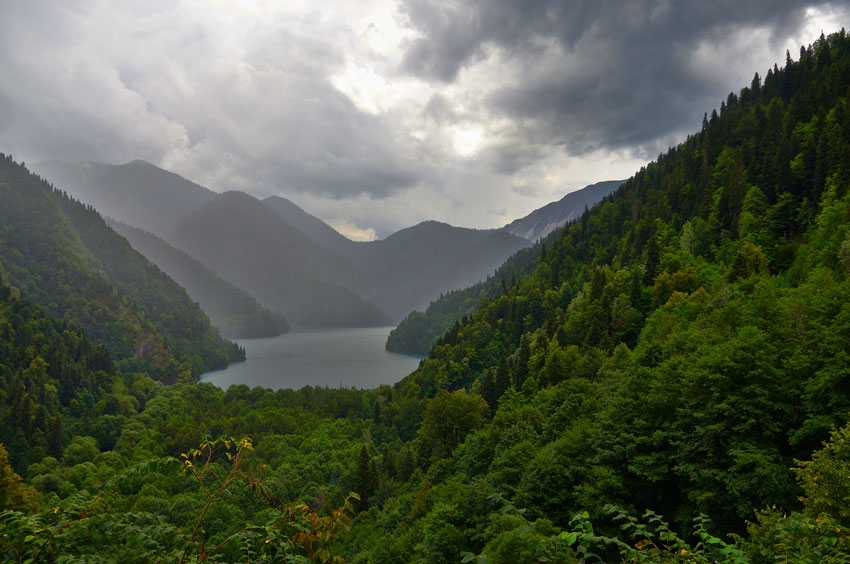 Отдых в Абхазии летом  2019
