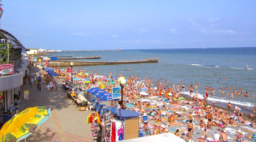 лучшие сочи пляжи