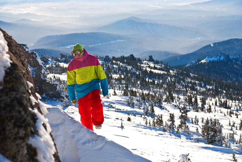 отдых в шерегеше зимой на горнолыжном курорте
