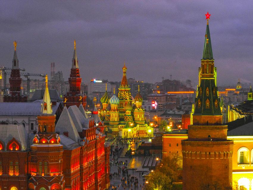 куда поехать весной в россии