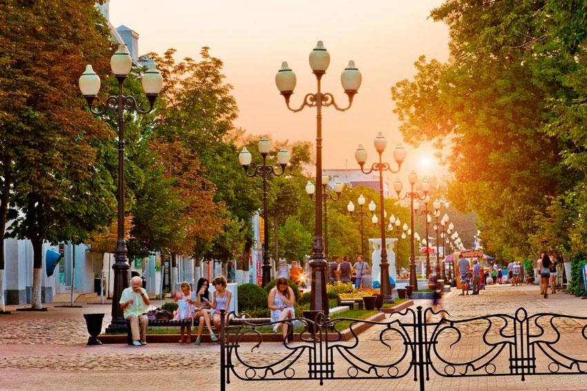 Ейск-центр-города
