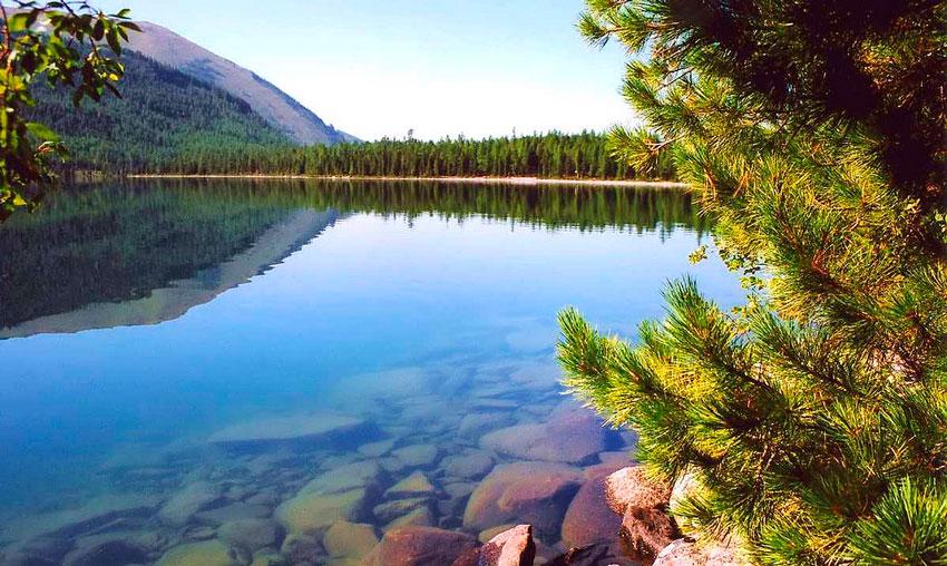 где отдыхать летом в России недорого