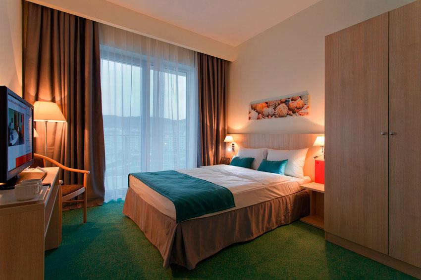 гостиница Сочи Парк Отель 3 звезды