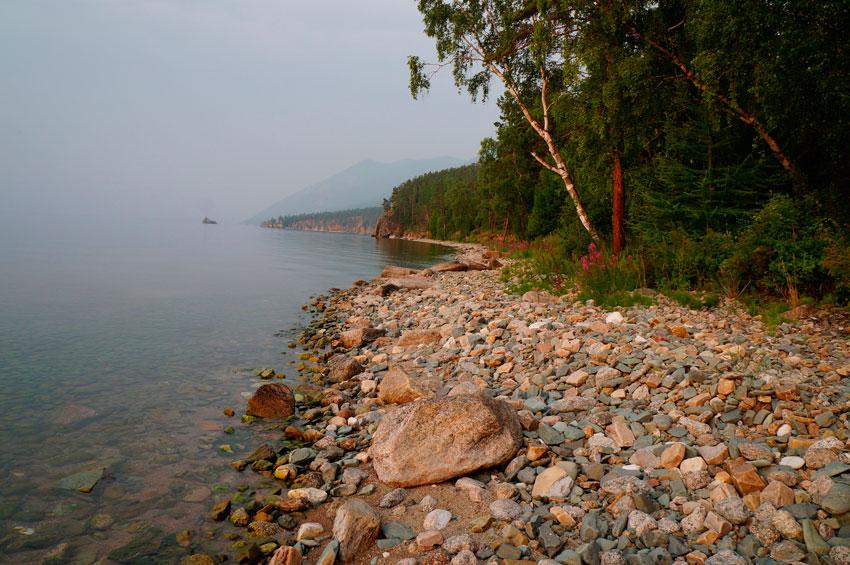 Побывать в диких местах Байкала и отдохнуть в палатке