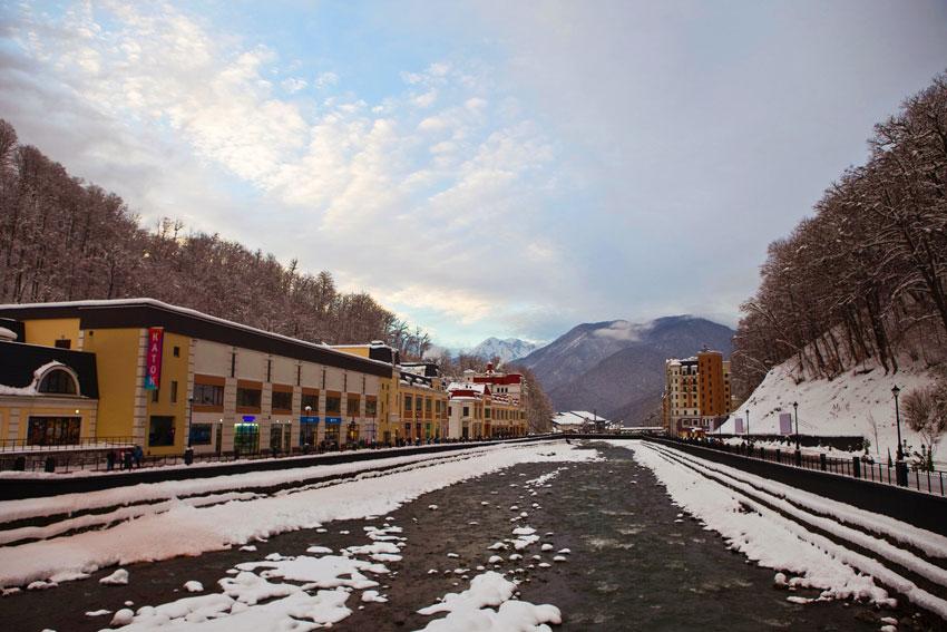 горнолыжные туры в Сочи