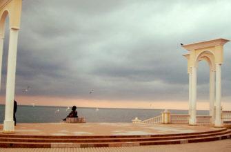 лучшие пляжи Евпатории для отдыха всей семьей летом