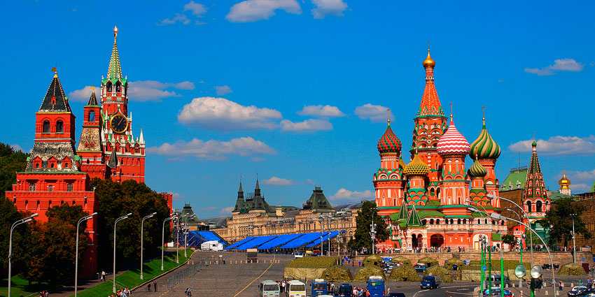 Экскурсионный отдых по России