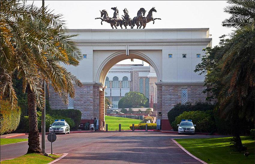 развлечения для детей в Дубае