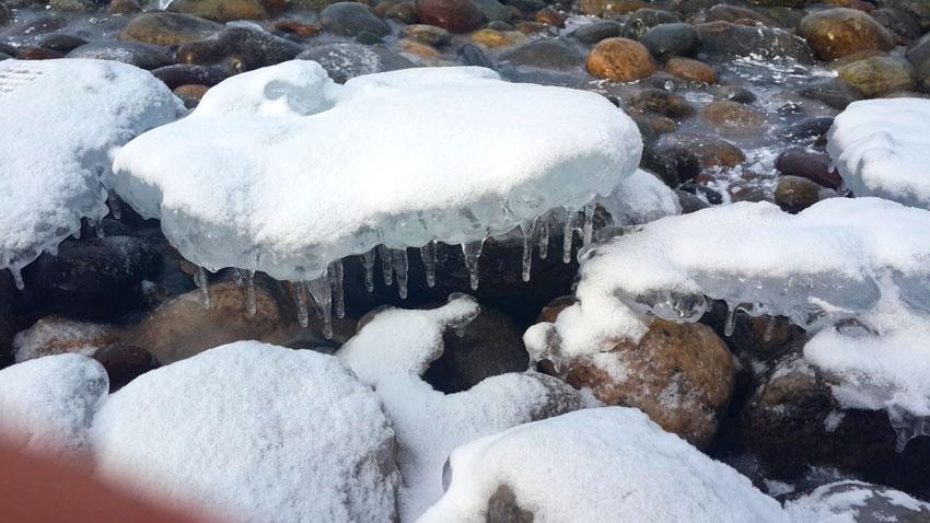 Байкал в декабре фото