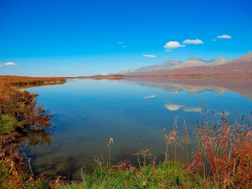 Озеро-Джулукуль