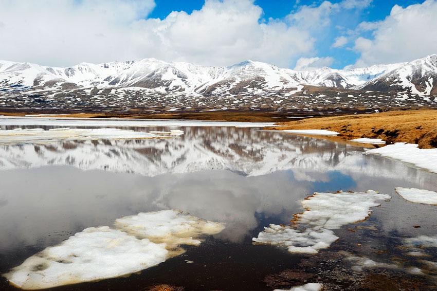 Озеро Джулукуль