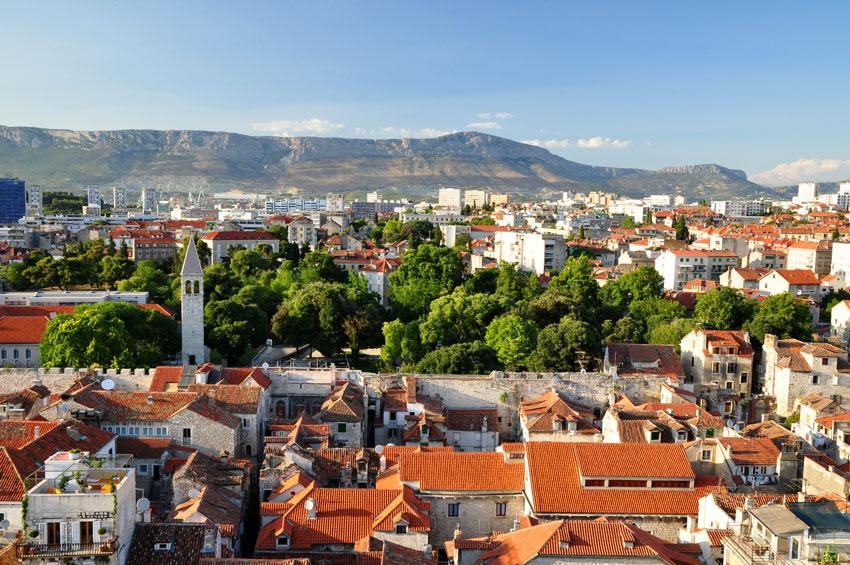 отдых на курортах Хорватии летом